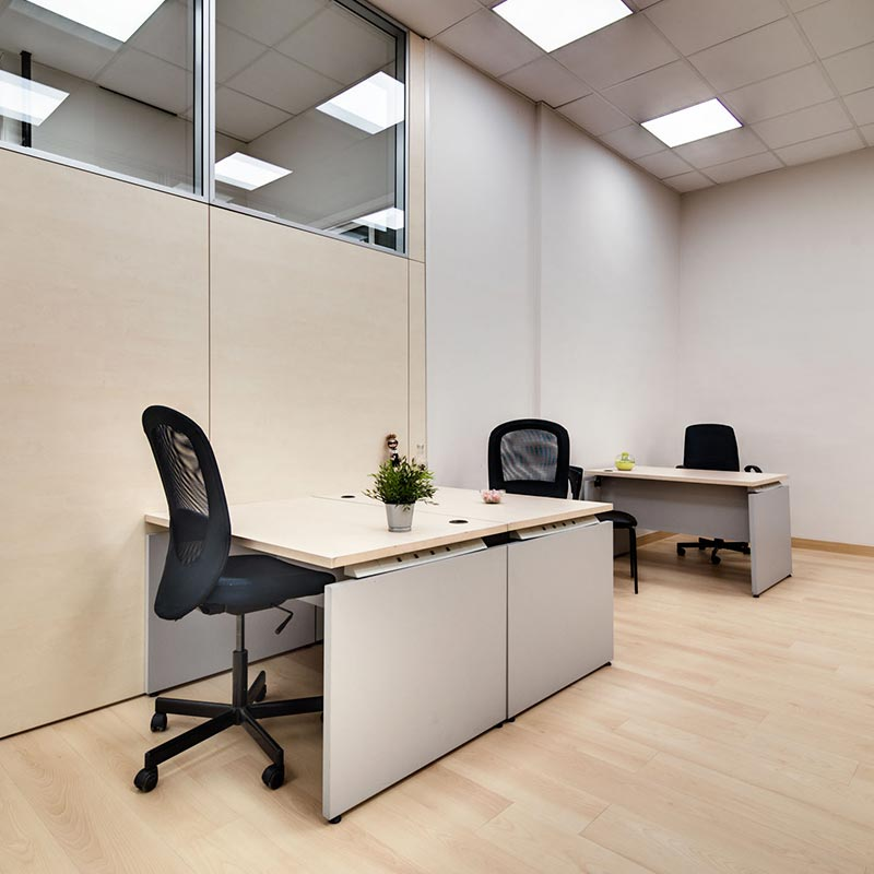 despachos interiores disponibles para alquilar